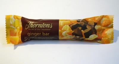 Thorntons Ginger Bar
