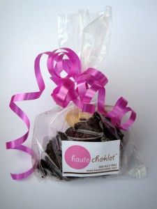 Haute Choklet Caramel/Chocolate Fortune Cookie