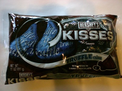 Hershey's Kisses Filled With Truffle