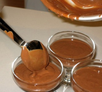 Lazy Chocolate Mousse