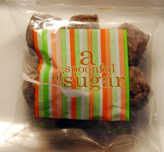 A Spoonful of Sugar Chocolate Ginger