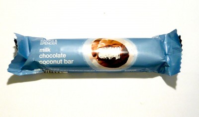 Marks & Spencer Milk Chocolate Coconut Bar