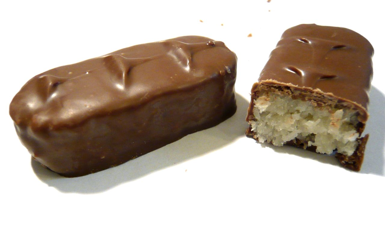 Marks & Spencer Milk Chocolate Coconut Bar Review