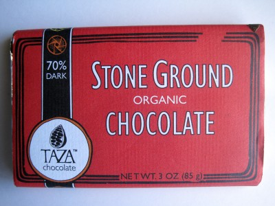 Taza 70% Stone Ground Dark Chocolate