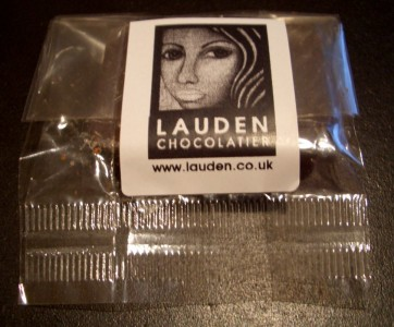 Lauden Single Origin and Salted Caramel Chocolates