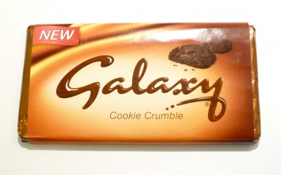 Galaxy Cookie Crumble
