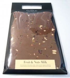 Hotel Chocolat Fruit & Nuts Slab