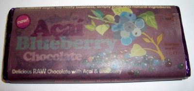Mood Foods Açcai & Blueberry OmBar