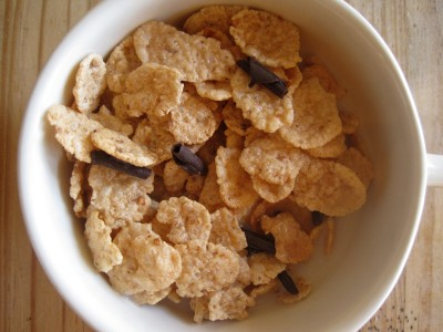 Trader Joe's Gourmet Flakes and Chocolate