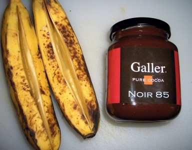 Galler 85% Dark Chocolate Spread