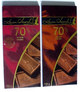 Laura Secord 70% Cocoa With Cocoa Nibs