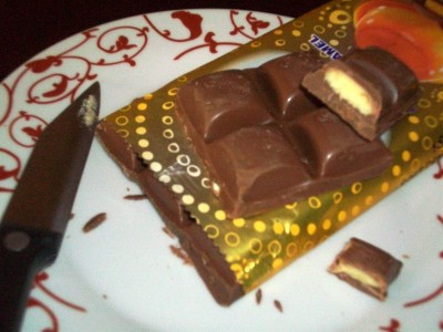 Cadbury Dairy Milk Crme Caramel 