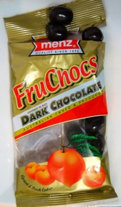 Dark Chocolate Fruchocs