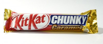 KitKat Chunky Caramel