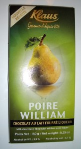 Klaus 'Poire William'