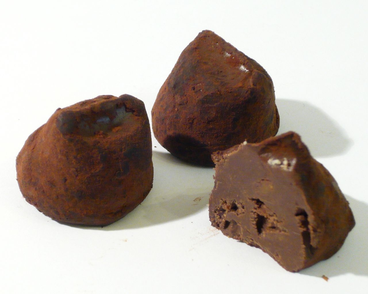 Monty Bojangles Cocoa Dusted Toffee Truffles Chocolate Review