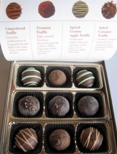 Signature Harvest Truffle Collection
