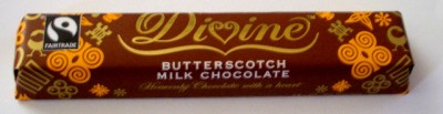 Divine Butterscotch Milk Chocolate