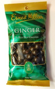 Ernest Hillier Ginger