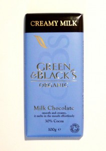 Green & Black's Creamy Milk