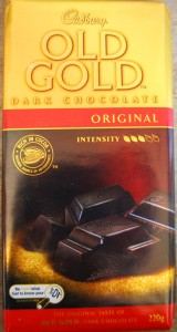 Cadbury Old Gold - Before