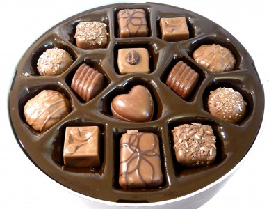 Thorntons Continental Paris Collection