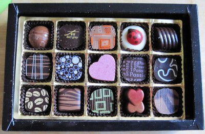 ChocolaTas Assortment