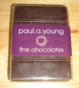 Paul A. Young Sandalwood Bar