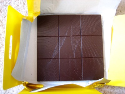 Tcho 'Citrus' Dark Chocolate