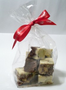 Chocolate Cellar Tiffin Biscuits