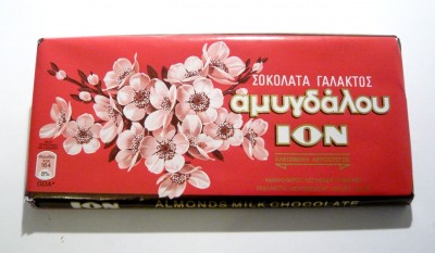 ION Milk Chocolate With Almonds
