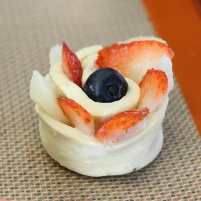 Pretty patisserie made by jenniferearle chefsatplay Continue reading rarr