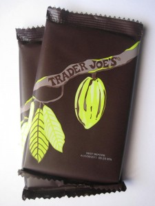 Trader Joe's Dark Chocolate Lover's Bar