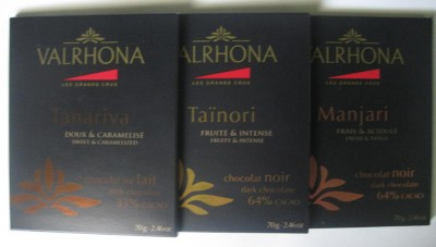 Valrhona Les Grands Crus