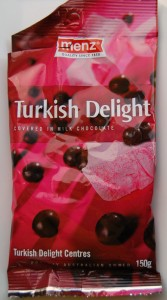 Menz Turkish Delight