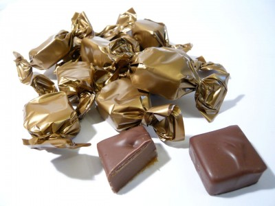 Waitrose Chocolate Caramels