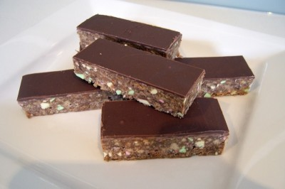Chocolate Surprise Slice