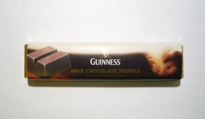 Guinness Milk Chocolate Truffle