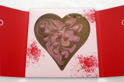 Hotel Chocolat Gorgeous Heart - Fruity Affair