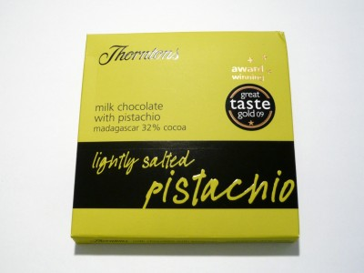 Thorntons Lightly Salted Pistachio