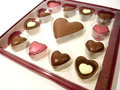 Chocolate Heart Face-Off: Hotel Chocolat vs Thorntons