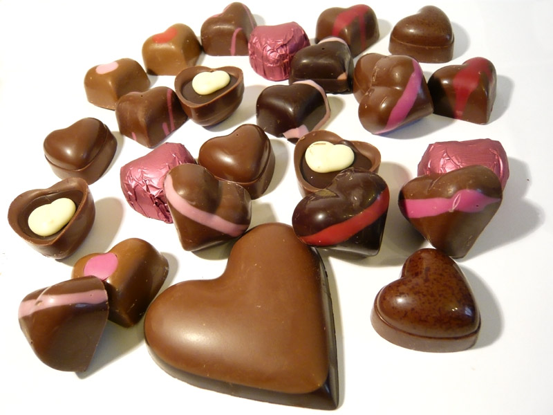 Chocolate Heart Face Off Hotel Chocolat Vs Thorntons