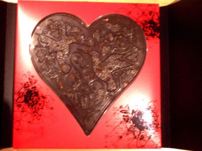 Hotel Chocolat Magnificent Heart