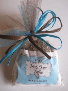 Nuts Over Toffee Milk Chocolate