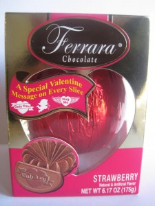 Ferrara Milk Chocolate Strawberry Ball