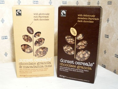 Dorset Cereals Chocolate Granola
