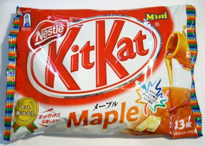 Nestlé KitKat Mini Maple