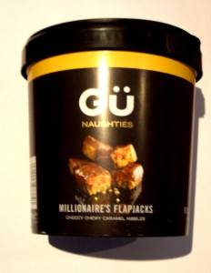 G Naughties Millionaire&#039;s Flapjacks