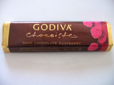 Godiva Chocoiste Dark Chocolate Raspberry