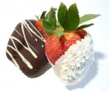 Berry Scrumptious Chocolate Covered Strawberries